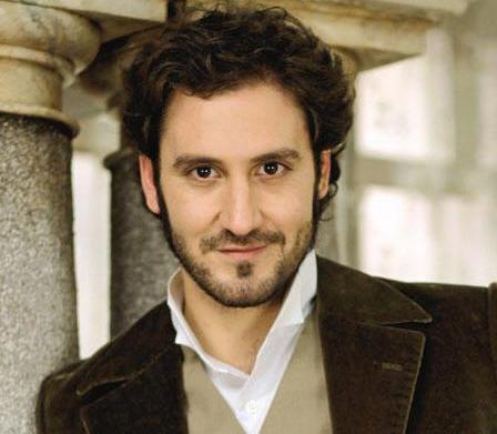 Il segreto: ALEX GADEA interpreta Tristan Montenegro, il protagonista ...