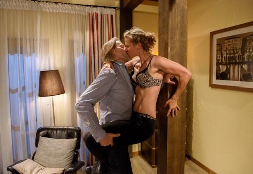 Tempesta Damore Poppy E Michael è Passione Tv Soap