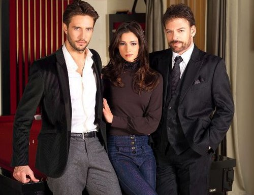 Foto di Alex Belli, Barbara Clara e Michele D'Anca, nuovi protagonisti ...